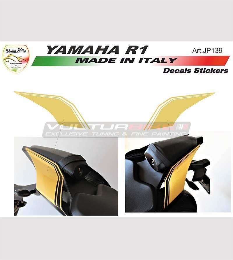 Stickers for Tail - Yamaha R1 2015-2018