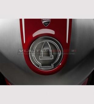 Protección de resina para tapa de combustible - Ducati desde 2009