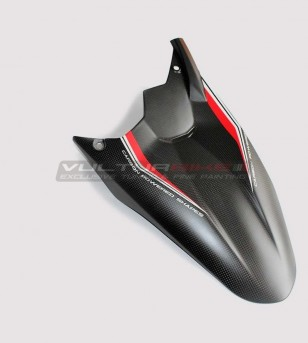 Carbon rear fender custom design - Ducati Multistrada 1200 DVT / 1260