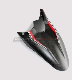 Parafango posteriore in carbonio custom design - Ducati Multistrada 1200 DVT / 1260