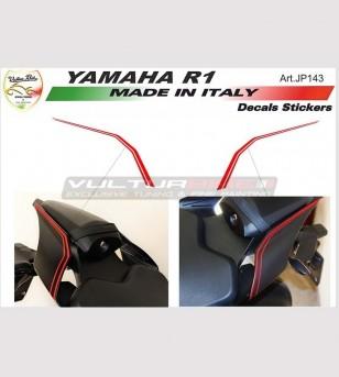 Strisce Adesive Codone - Yamaha R1 2015-2018