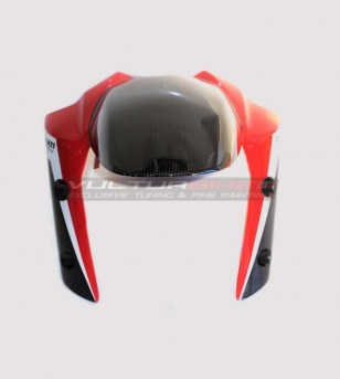 Carbon front fender custom design - Ducati Multistrada 1200 / 1260
