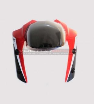 Guardabarros delantero de carbono de diseño personalizado - Ducati Multistrada 1200 / 1260