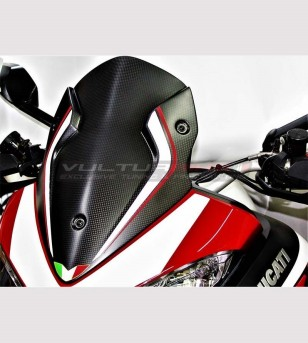 Customized front fairing - Ducati Multistrada 950/1200/1260 Enduro