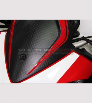 Front fairing custom design - Ducati Multistrada 950/1200/1260 Enduro