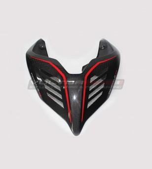 Codino in carbonio dark - Ducati Panigale V4 / V4S/V4R