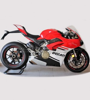 Fairing with no extractors - Ducati Panigale V4/V4S