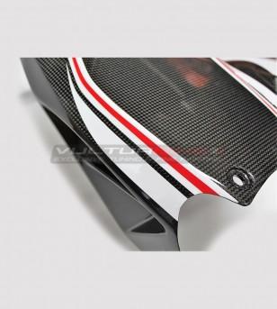 Aile carbone spéciale - Ducati Panigale 1199/1299 / V2 2020