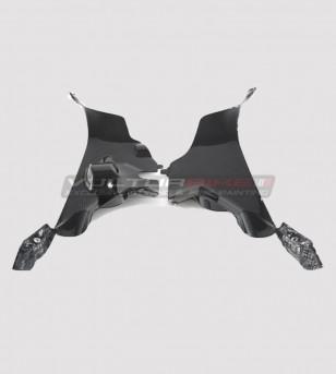 Cover interno carena in carbonio - Ducati Panigale V4 / V4S / V4R