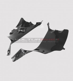 Cubierta interior del carenado de carbono - Ducati Panigale V4 / V4S / V4R