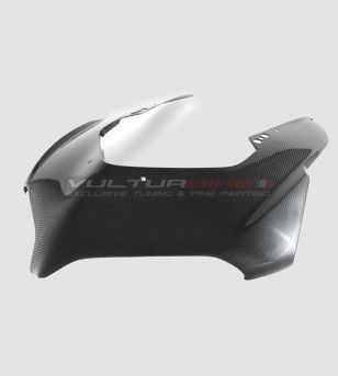 Carbon front fairing street...