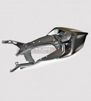 Queue monoscot carbone - Ducati Panigale V4 / V4S / V4R