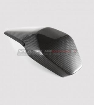 Carbon Saddle pad cover - Ducati Panigale V4 / V4S / V4R / Streetfighter V4
