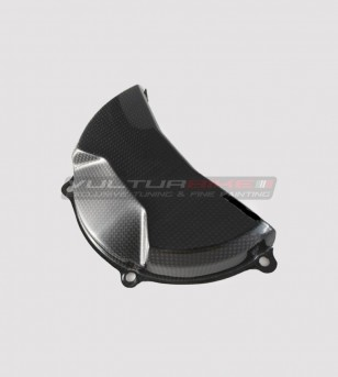 Carbon clutch cover - Ducati Panigale V4 / V4S / V4R / Streetfighter V4
