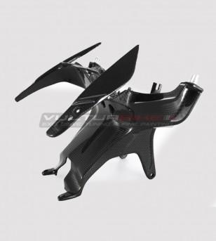 Support carbone bulle - Ducati Panigale V4 / V4S / V4R