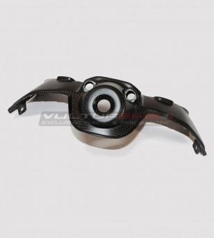 Carbon key block - Ducati Panigale V4 / V4S / V4R