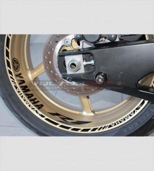 Profili Adesivi Ruote - Yamaha