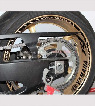 Profile Stickers for Wheels - Yamaha