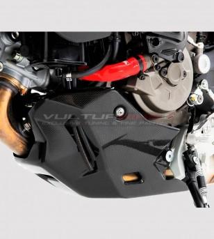 Puntale inferiore in carbonio - Ducati Multistrada 1200 / 1260