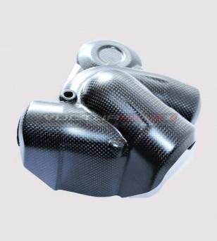 Protezione pompa acqua in carbonio - Ducati Multistrada 950/1200/1260 DVT