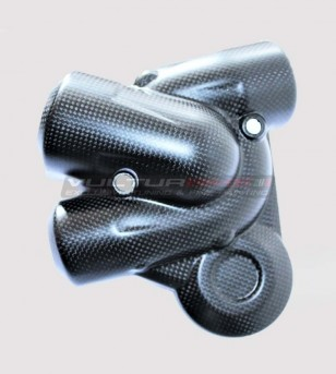 Carbon water pump protection - Ducati Multistrada 950/1200/1260 DVT