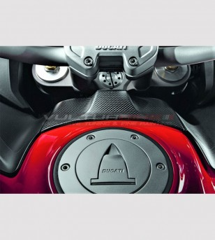 Carbon Key pad cover - Ducati Multistrada 1200 DVT