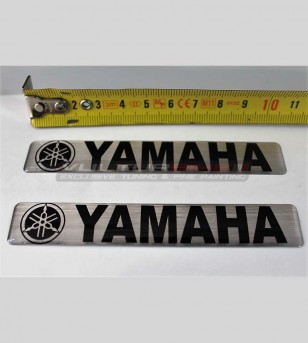 Pegatinas 3D del logotipo de Yamaha