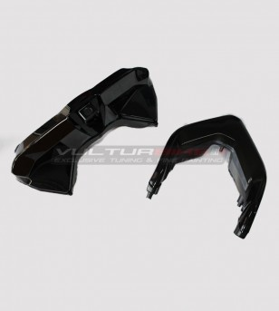 Front and rear headlight closing bulkheads - Ducati Panigale  V4 / V4S / V4R / V2 2020