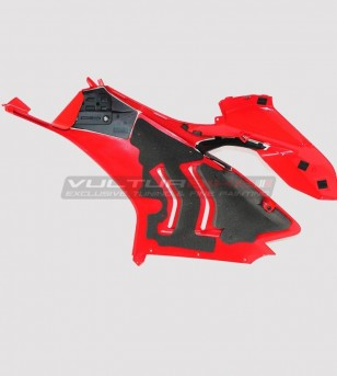 Upper fairings kit without appendices Ducati Panigale V4R - Restyling Panigale V4 - V4S