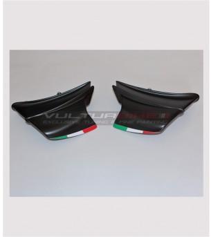 Carbon aerodynamic fins -...