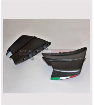 Carbon aerodynamic fins - Ducati Panigale V4R - V4 2020