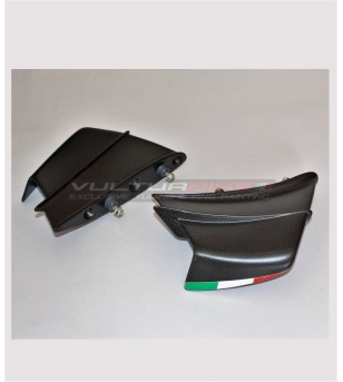 Alette aerodinamiche in carbonio - Ducati Panigale V4R