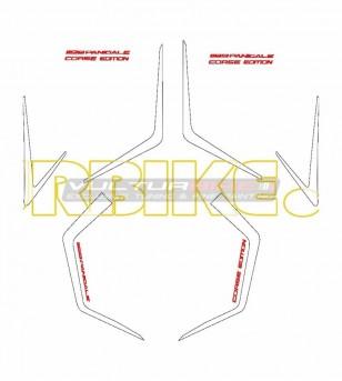 Racing Sticker Edition bulle et codon - Ducati Panigale 899 / 1199 / 959 / 1299