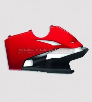 Semicarene inferiori rosse - Ducati Panigale V4 / V4S / V4R