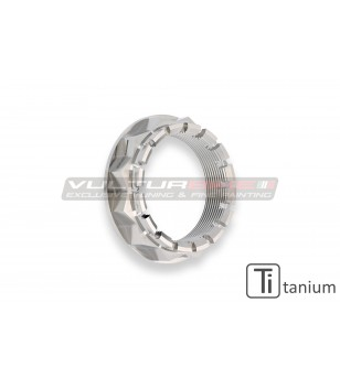 Rear wheel axle nut Ducati Titanium