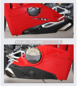 Lower Fairings' Kit - Ducati Panigale V4 / V4S / V4R