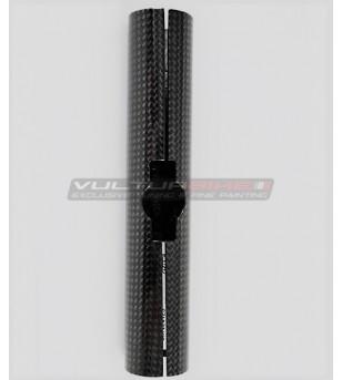 Cover ammortizzatore sterzo in carbonio - Ducati Panigale V2 / V4