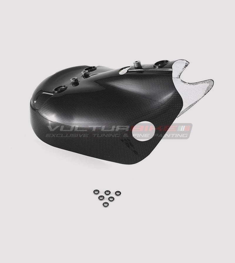 Exhaust protection - Ducati Panigale 959 / 1299 / S / R / V2 2020