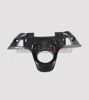 Cover blocchetto chiave in carbonio - Ducati Panigale V2