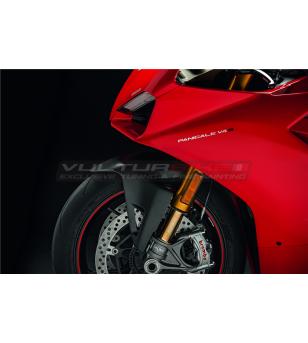 Carbon front fender - Ducati Panigale V2 / V4 / Streetfighter V4