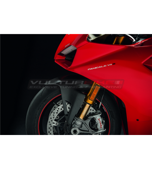 Parafango anteriore in carbonio - Ducati Panigale V4