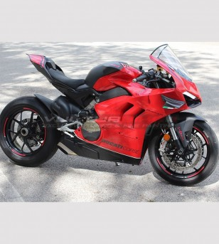 Kit Carene Superiori Ducati Panigale V4R Nuova V4 2020- Restyling Panigale V4 - V4S (2018/19)