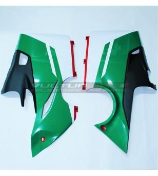 Kit adesivi design Tricolore - Ducati Panigale V4 / V2 2020