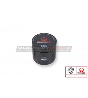 Serbatoio olio freno anteriore 25 ml Pramac Racing Limited Edition - in carbonio