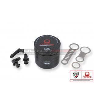 Fluid reservoir front brake 25 ml Pramac Racing Limited Edition - carbon