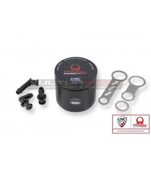 Pramac Racing Limited Edition 25 ml réservoir d'huile de frein avant - carbone