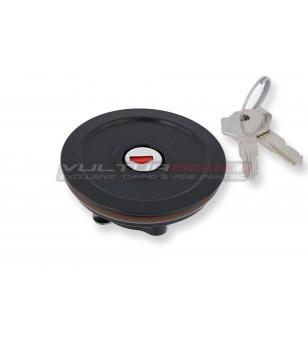 Tapa del depósito de combustible - Cierre key lock