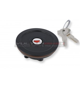 Fuel tank cap - Key Lock plug