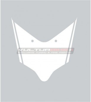 Customizable front fairing's sticker - Ducati Panigale V4 / V4S / V4R