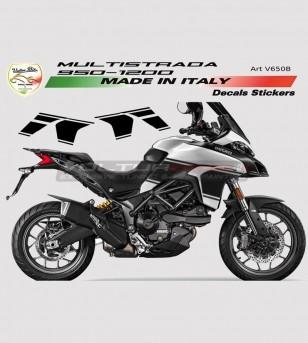 Kit autocollant - Ducati Multistrada 950/1200 DVT